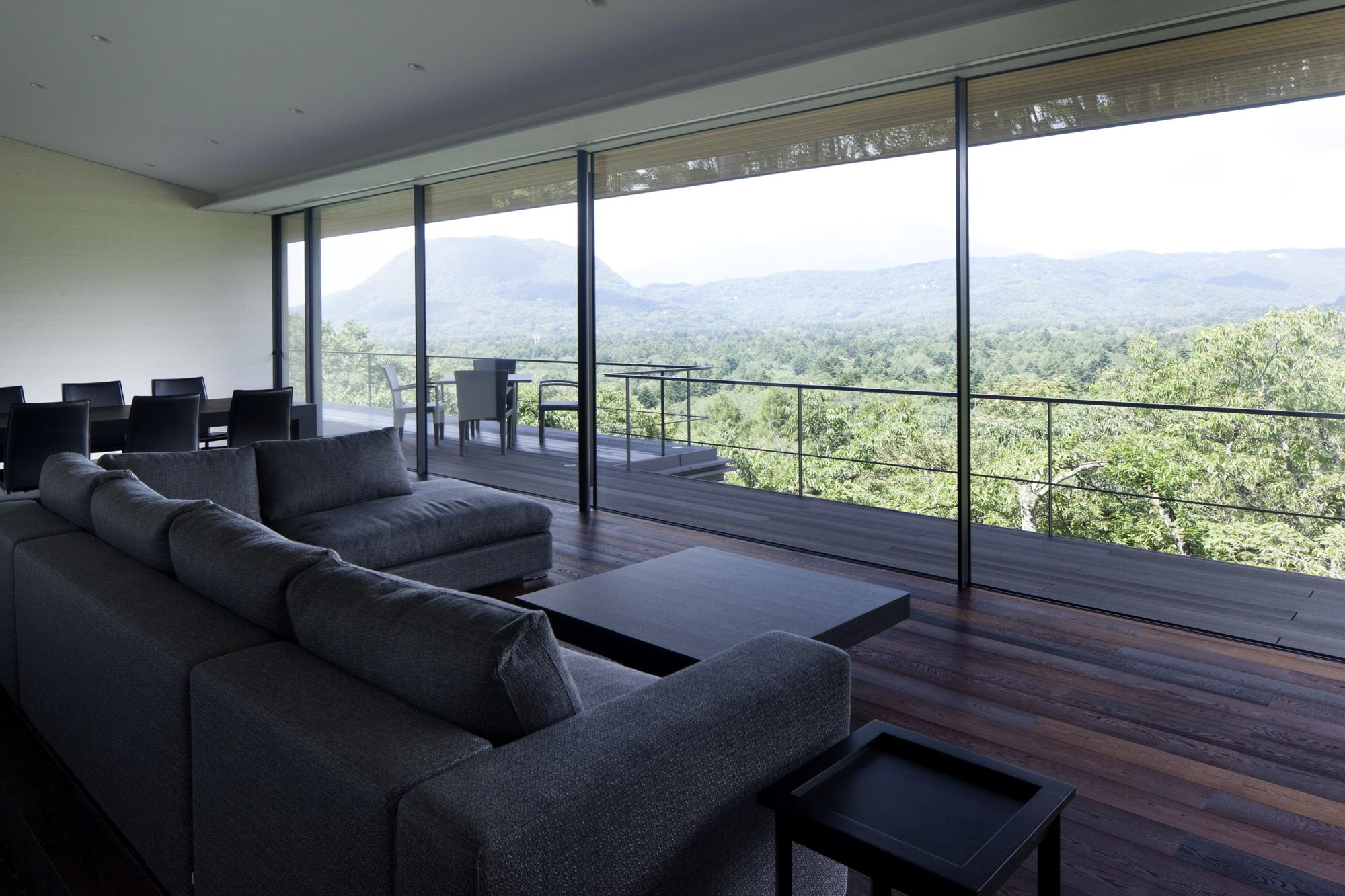 Gallery of house in asamayama kidosaki architects studio for Studio 11 architecture