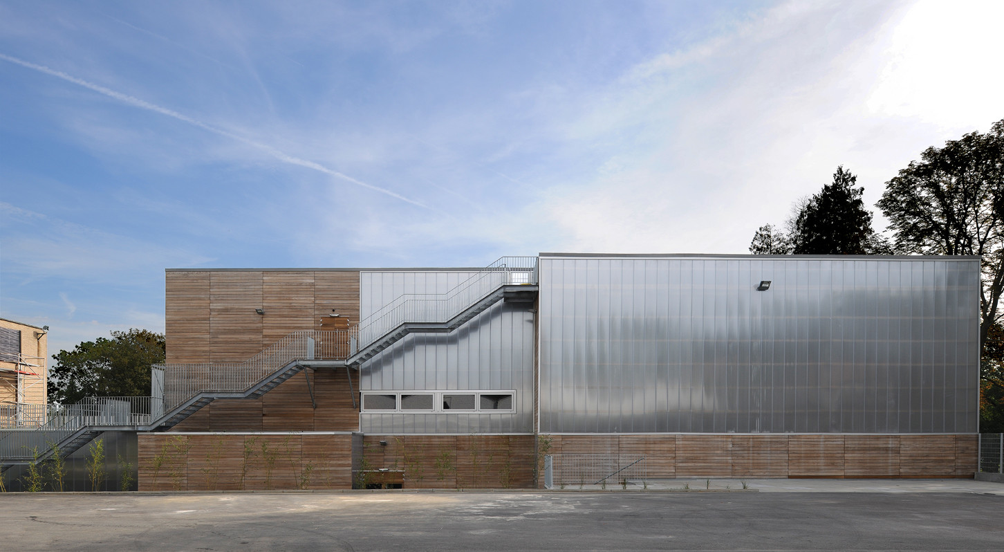 Ecole itp a229 archdaily for Ecole architecture interieur