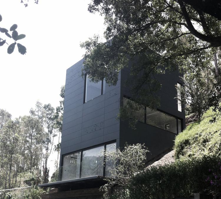 En Construcción: Casa Alta / AS/D Asociación de Diseño, Cortesía de AS/D