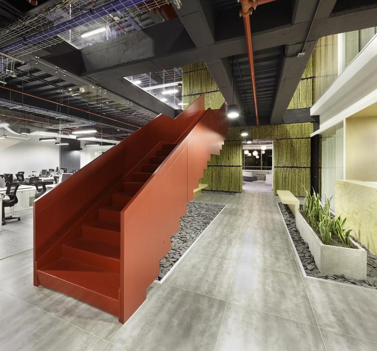 Oficinas JWT / AEI Arquitectura e Interiores, Cortesía de AEI Arquitectura de Interiores