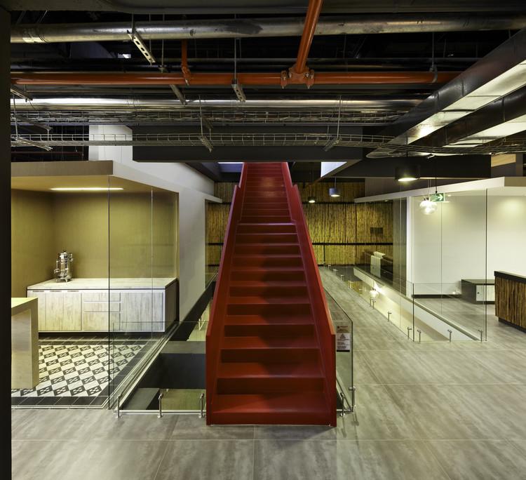Cortesía de AEI Arquitectura de Interiores