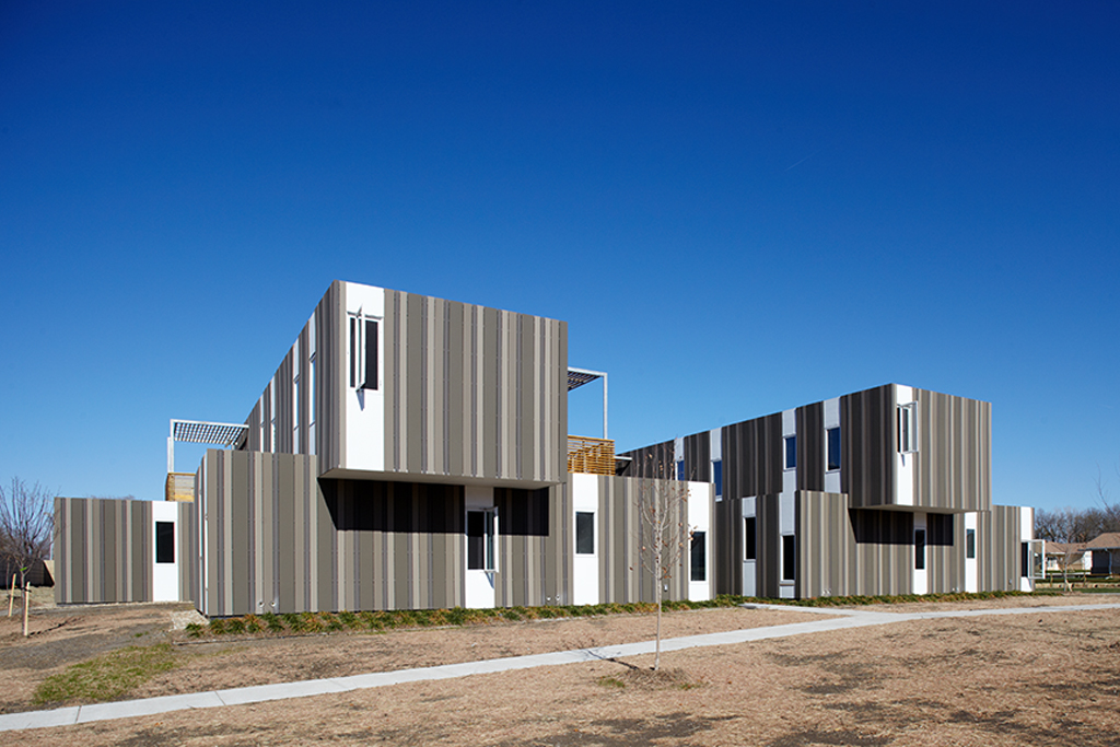 Echo Ridge Duplexes / El Dorado Inc, © Mike Sinclair