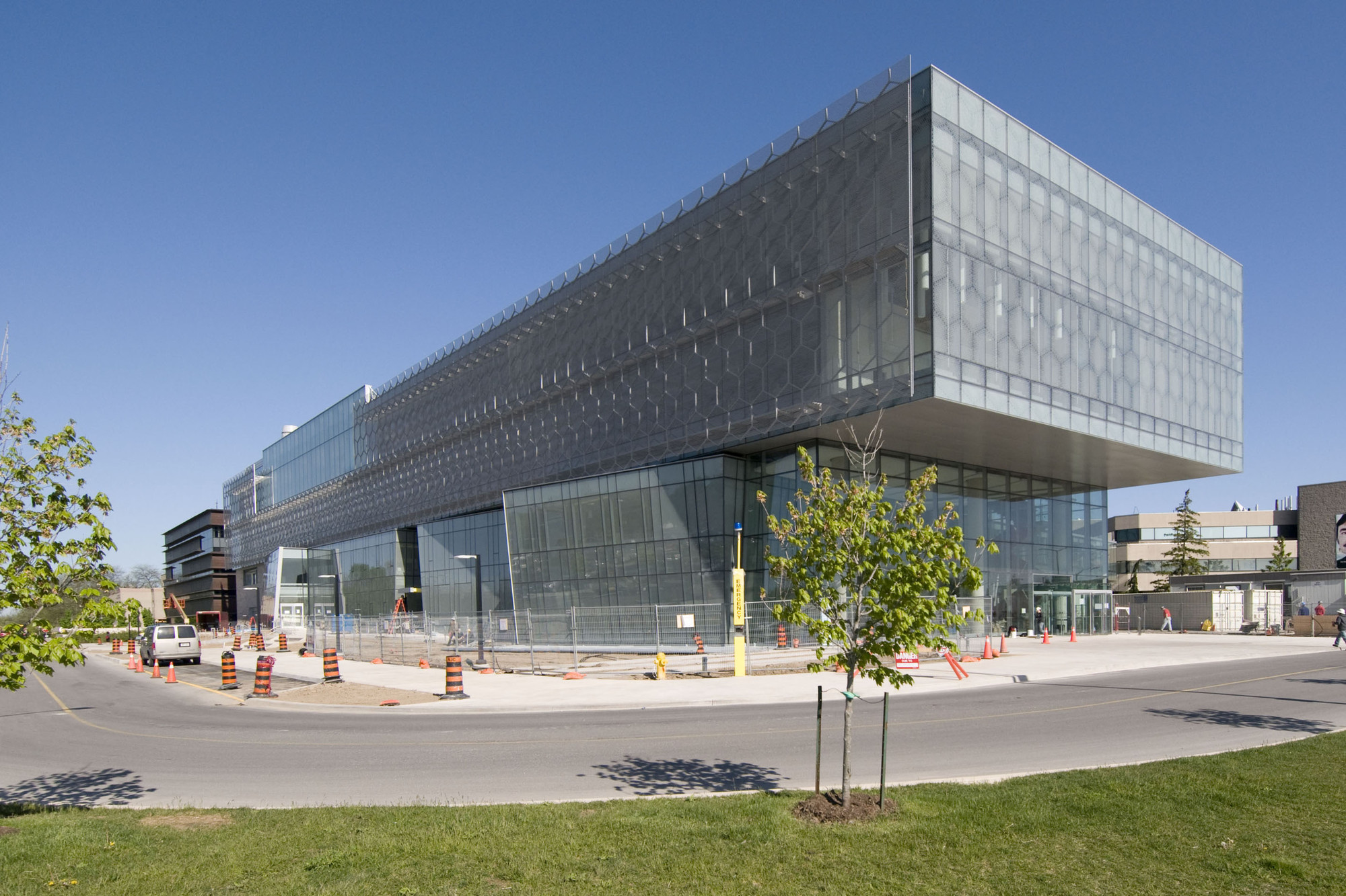 Brock University / Payette - ArchitectsAlliance, Courtesy of Payette