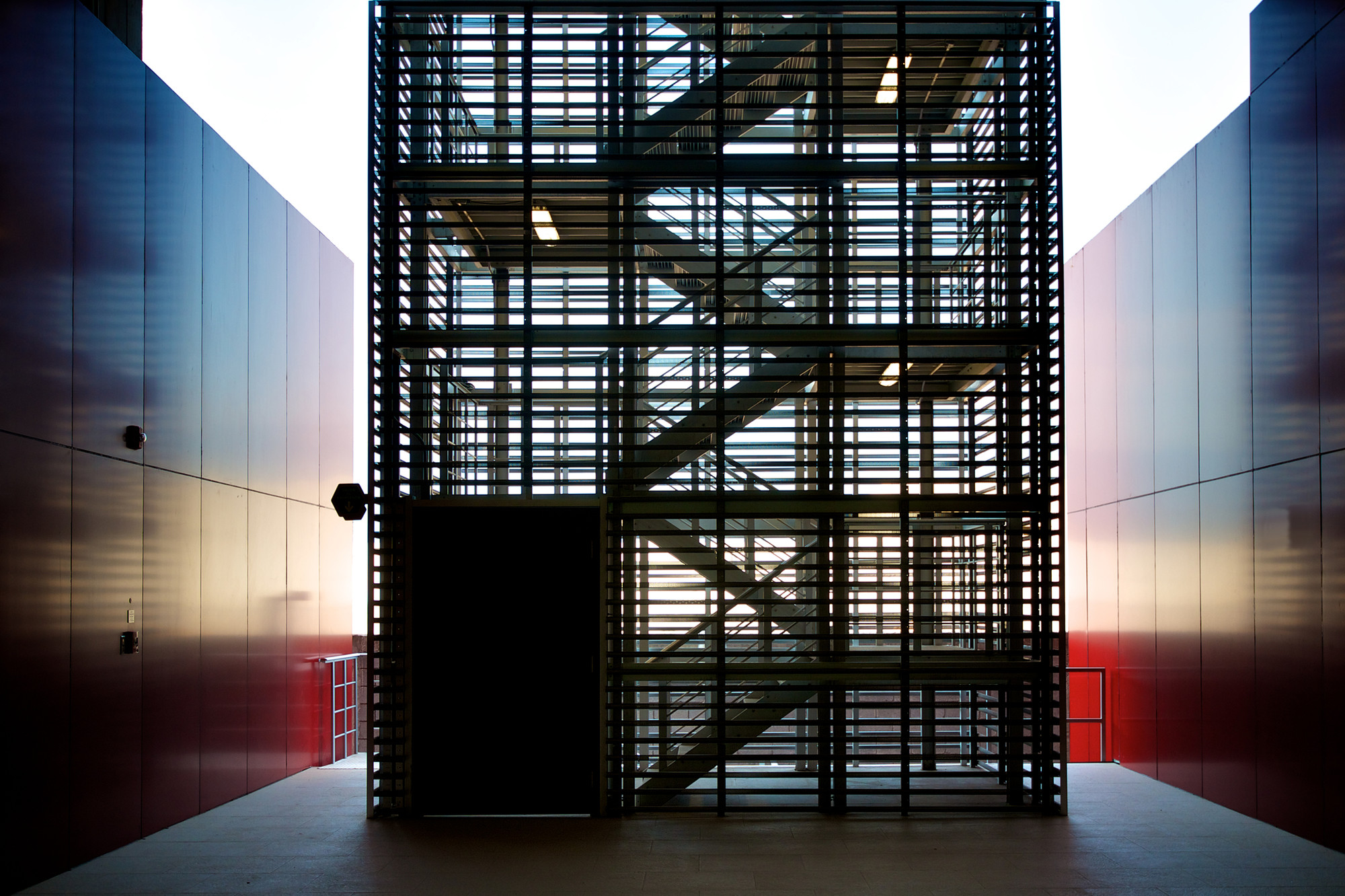 Gallery of banorte building lenoir asoc estudio de for Estudio de arquitectura