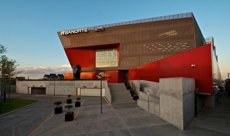 Edificio banorte corporativo banorte ixe lenoir asoc for Arq estudio de arquitectura