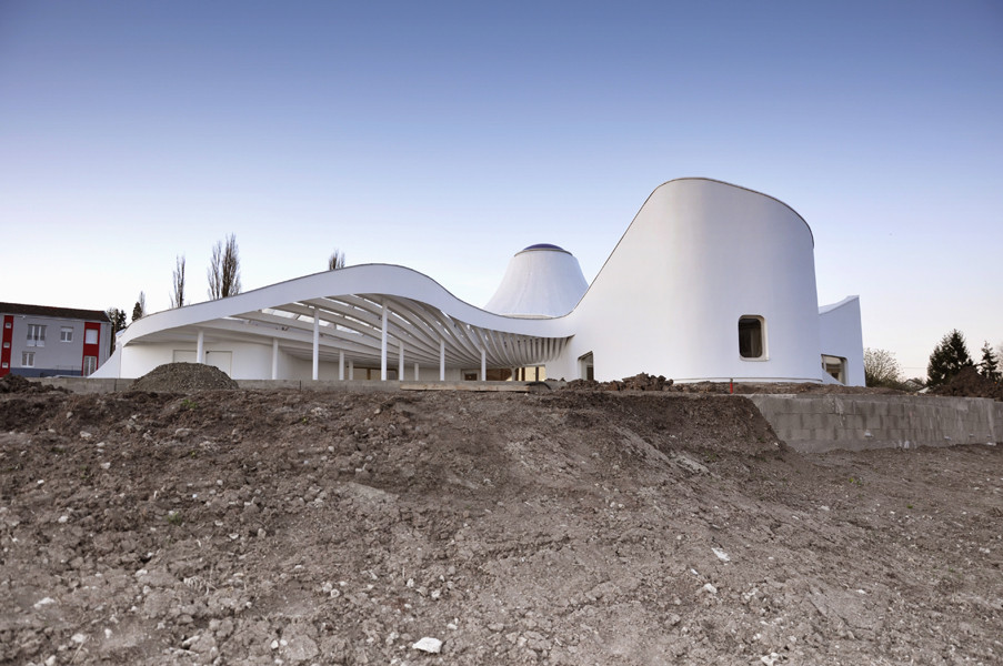 Chilcare Facilities in Boulay / Paul Le Quernec