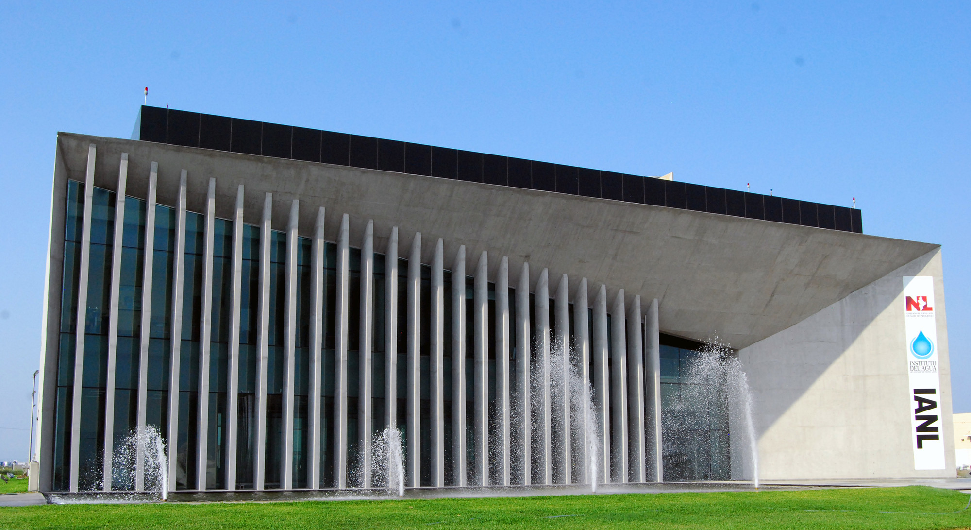 Instituto del Agua de Nuevo León / LeNoir & Asoc. Estudio de Arquitectura, © Eduardo Alarcón Ceballos