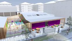 Edificio de Educación Infantil y Haurreskola / Hiribarren-Gonzalez + Estudio Urgari