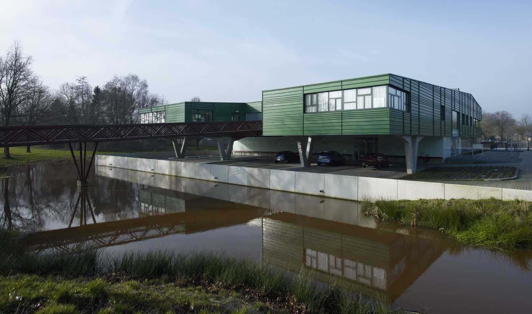 MFA Valthermond / KAW Arquitectura, © Jeroen Musch