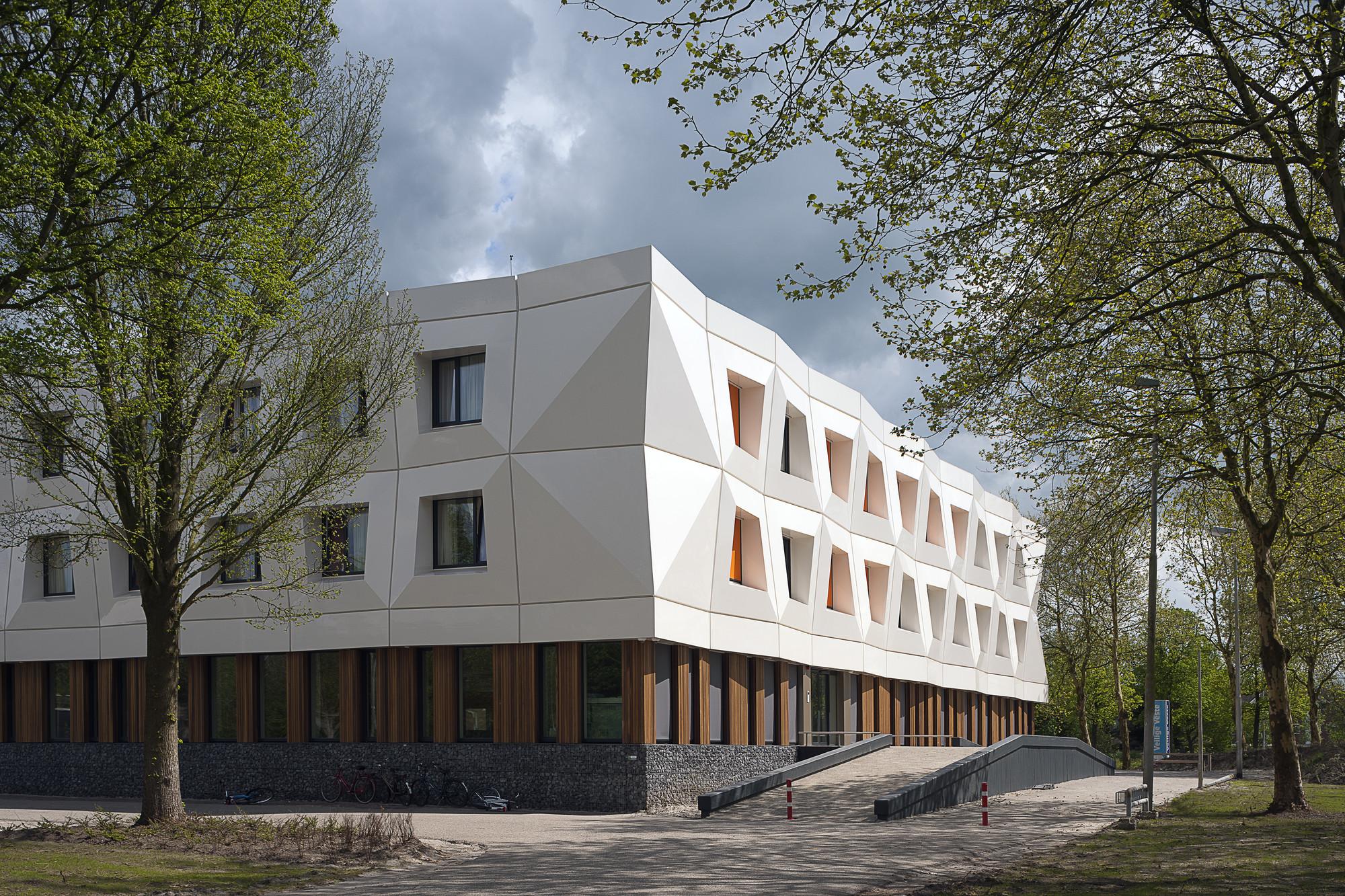 Veilige Veste / KAW Architecten