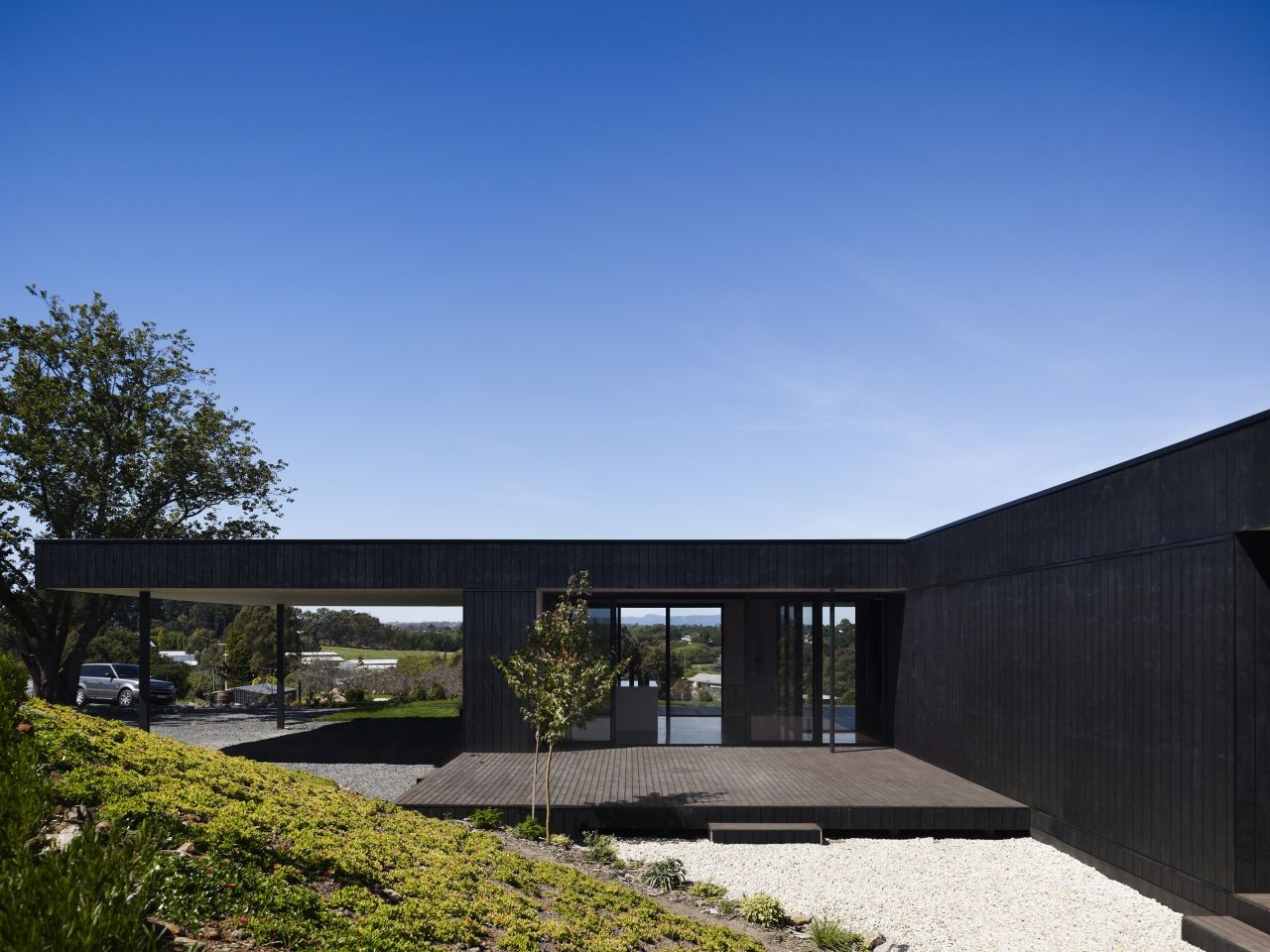 Kyneton Residence / Intermode Pty. Ltd
