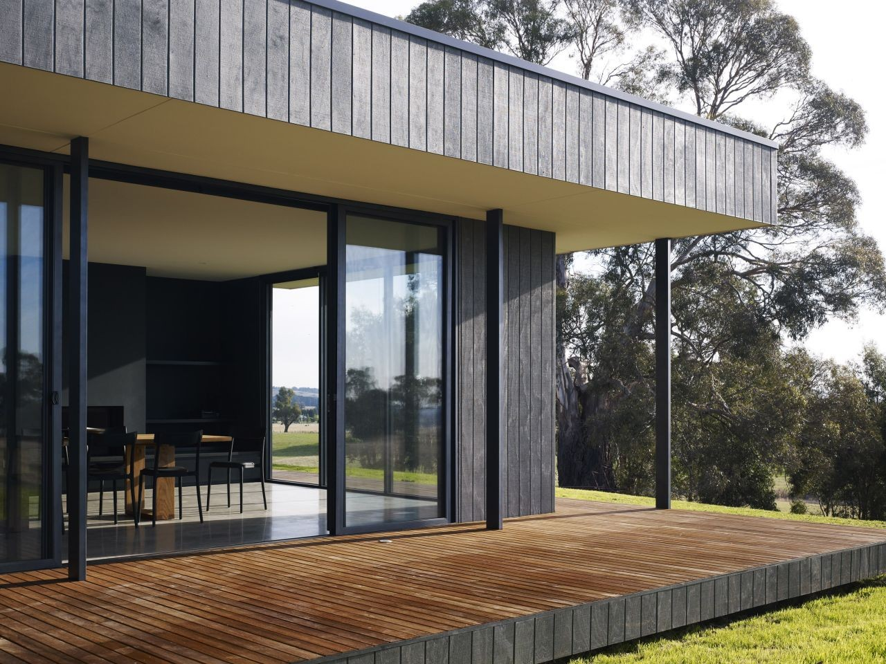 Woodend Residence / Intermode Pty. Ltd