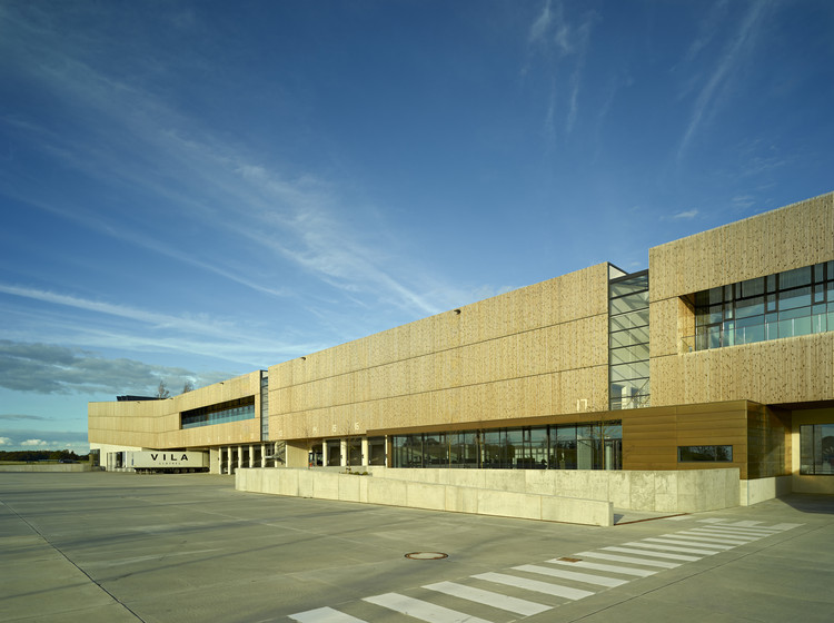 Bestseller Logistics Centre North / C.F. Møller Architects, © Adam Mork