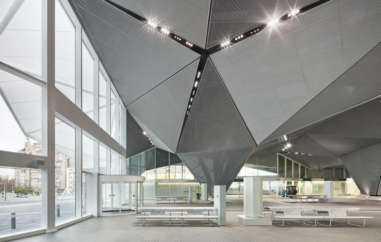 Estación de Tren de Alta Velocidad en Logroño / Ábalos + Sentkiewicz Arquitectos, © José Hevia