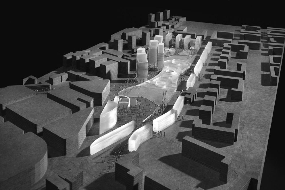 Courtesy of Ábalos + Sentkiewicz arquitectos