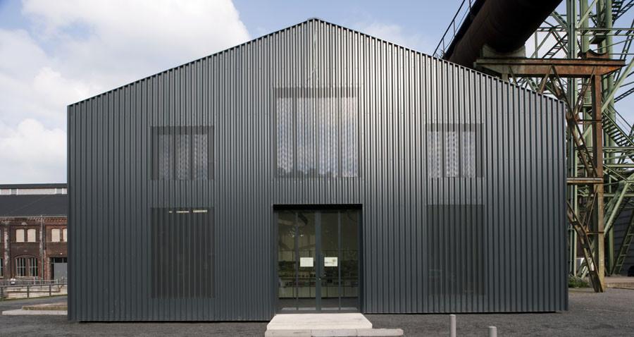 Pump House / Heinrich Böll Architekt