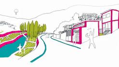 Ganador Concurso OPPTA: Emplazamiento Brasil / López / Castellanos arquitectura