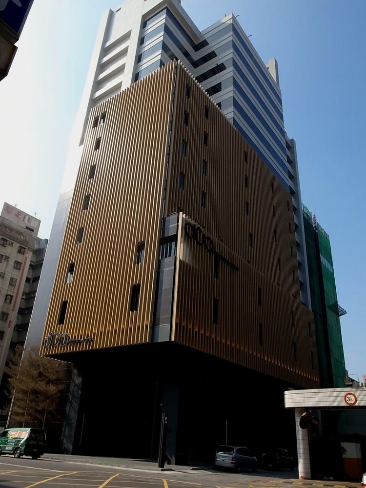 Hotel dua koan design archdaily for Design hotel taipei