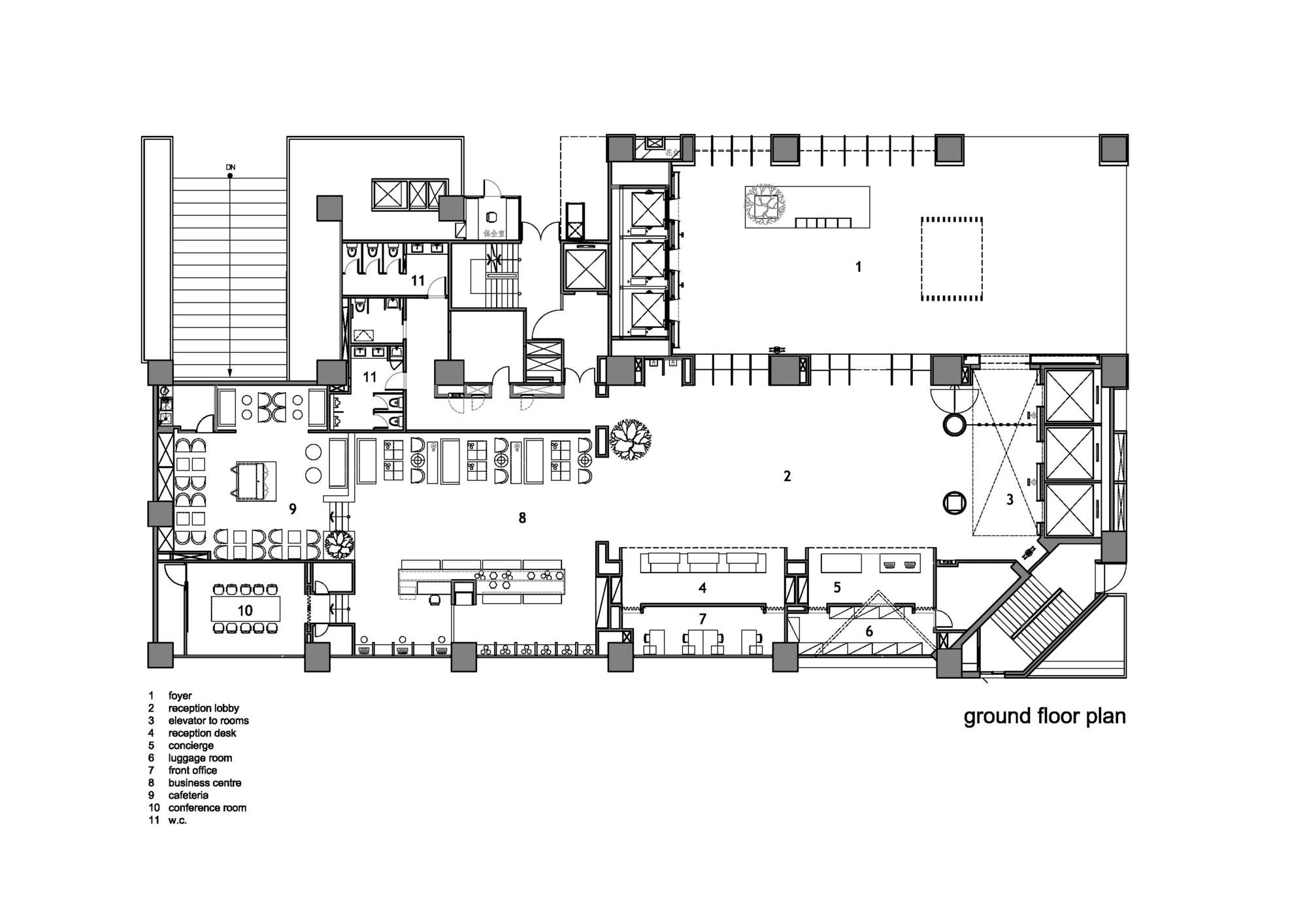 Gallery Of Hotel Dua / Koan Design