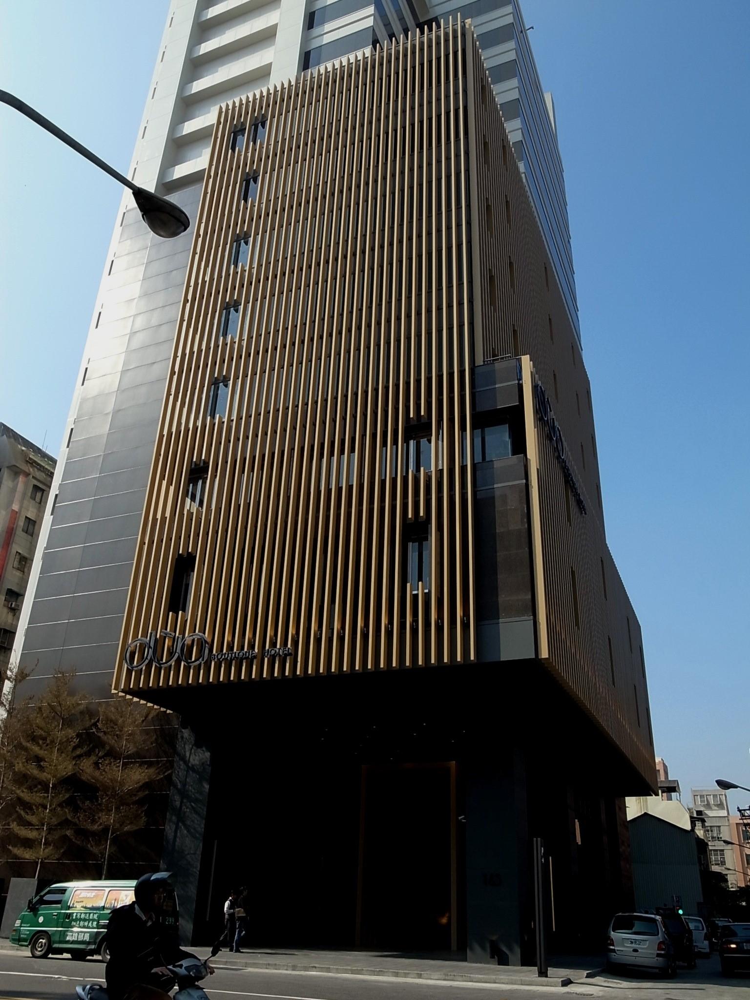 Gallery of hotel dua koan design 3 for Hotel b design