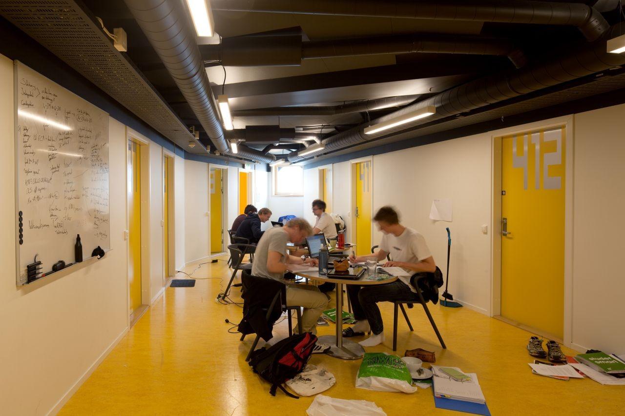 Trondheim Student Housing  / MEK Architects