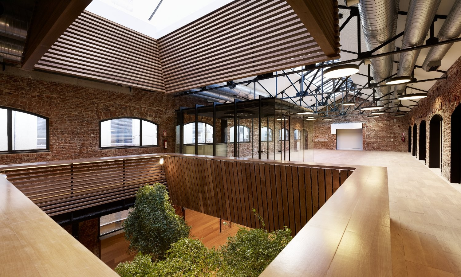 Gallery of new offices of the bot n foundation mvn - Arquitectos madrid 2 0 ...