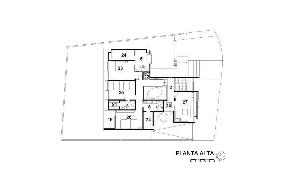 Cortesia de Agraz Arquitectos SC.