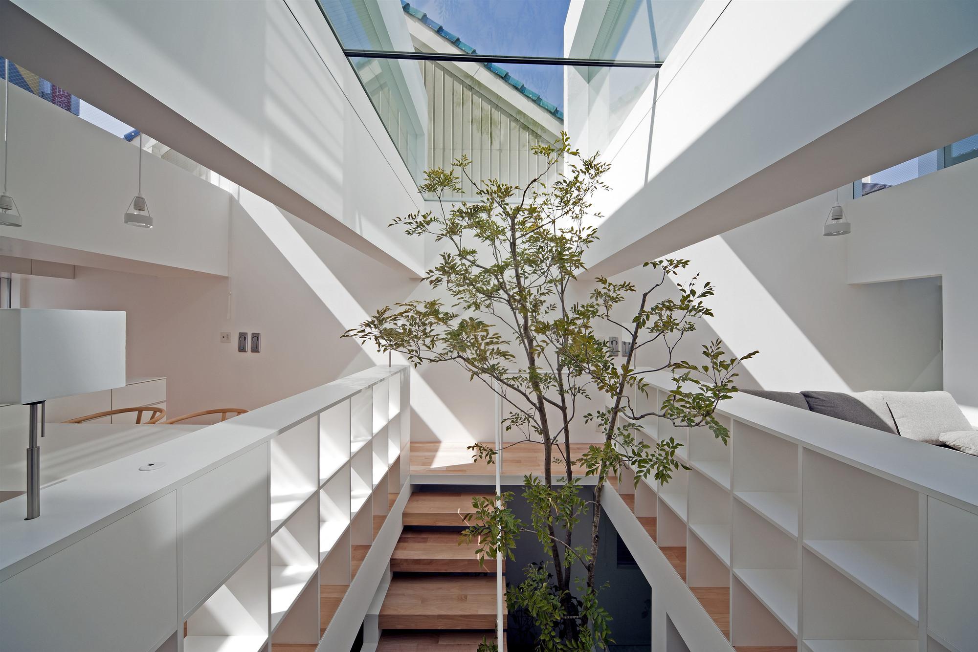 Machi-House / UID Architects, © Hiroshi Ueda