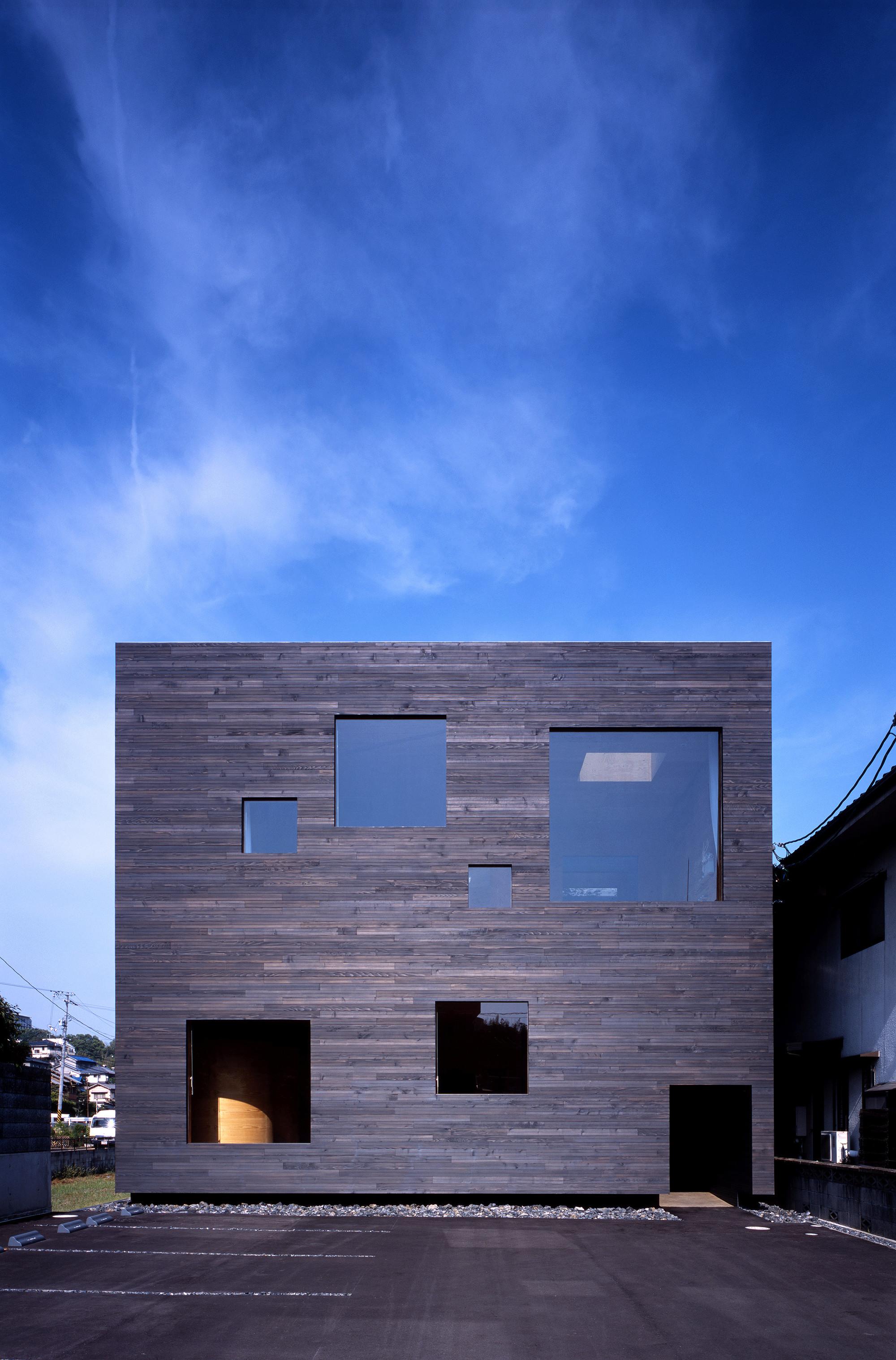 Mori x Hako / UID Architects, © Hiroshi Ueda