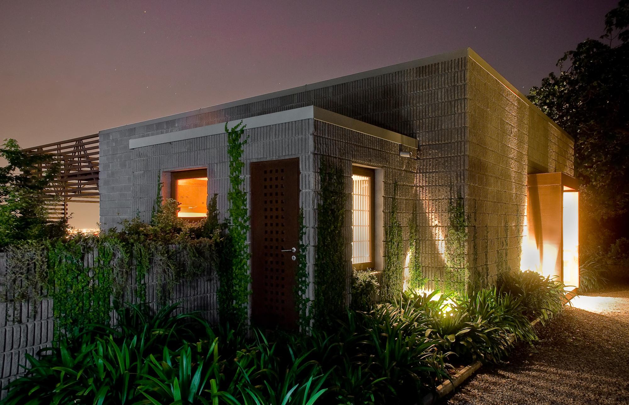 Loft Lo Curro / Matías Silva Aldunate Architect