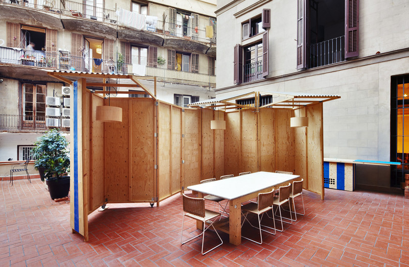 Chiringuito / Arquitectura-G, © José Hevia