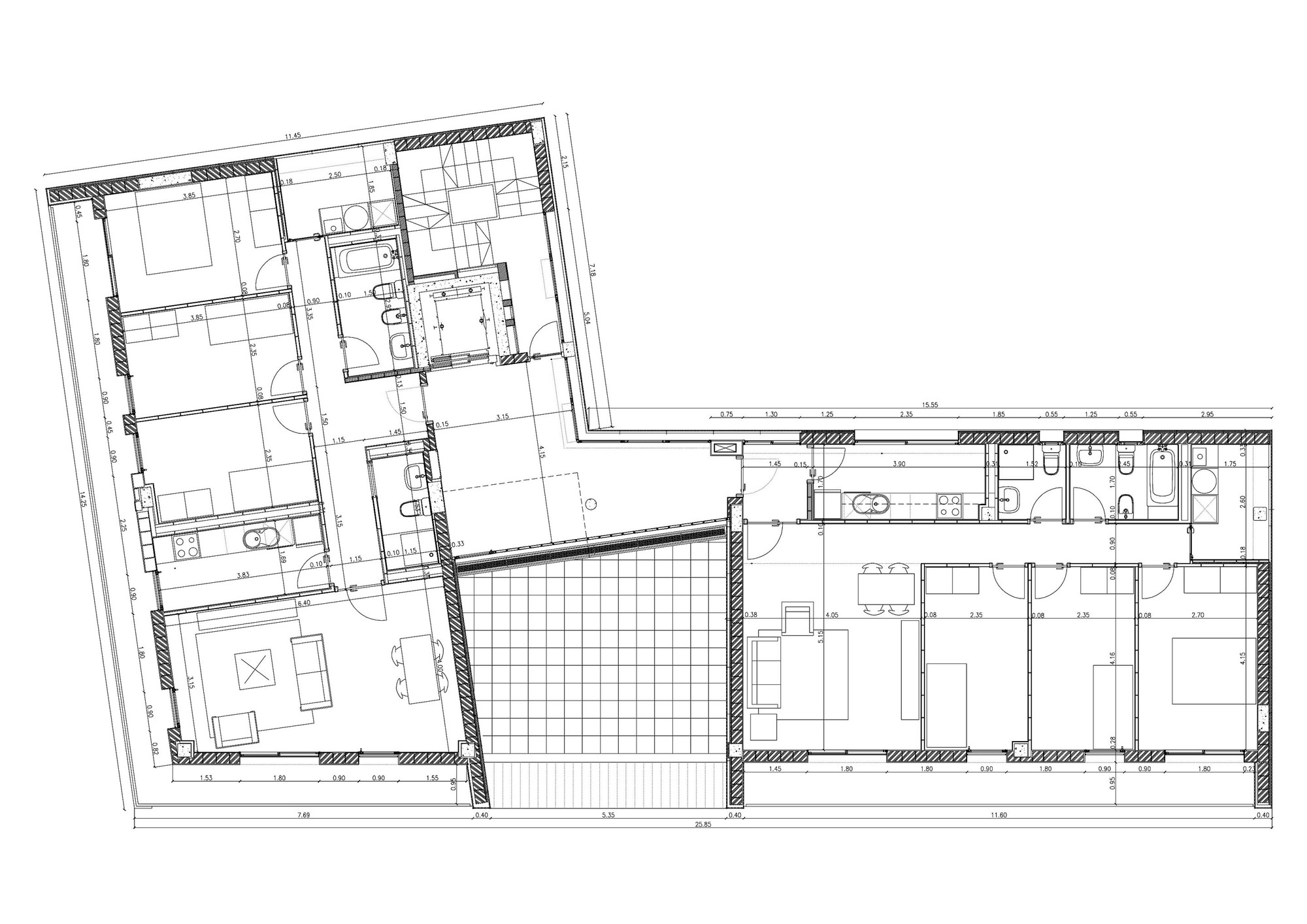 Social Housing Building in Tarragona / Aguilera Guerrero