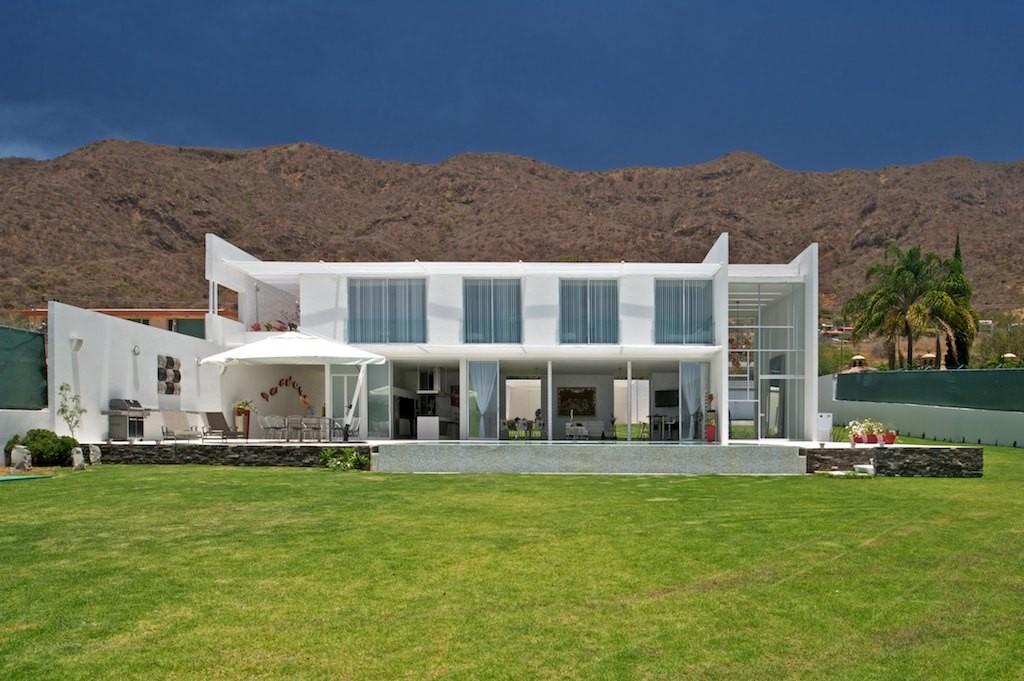 Casa sjc agraz arquitectos plataforma arquitectura for Plataforma arquitectura