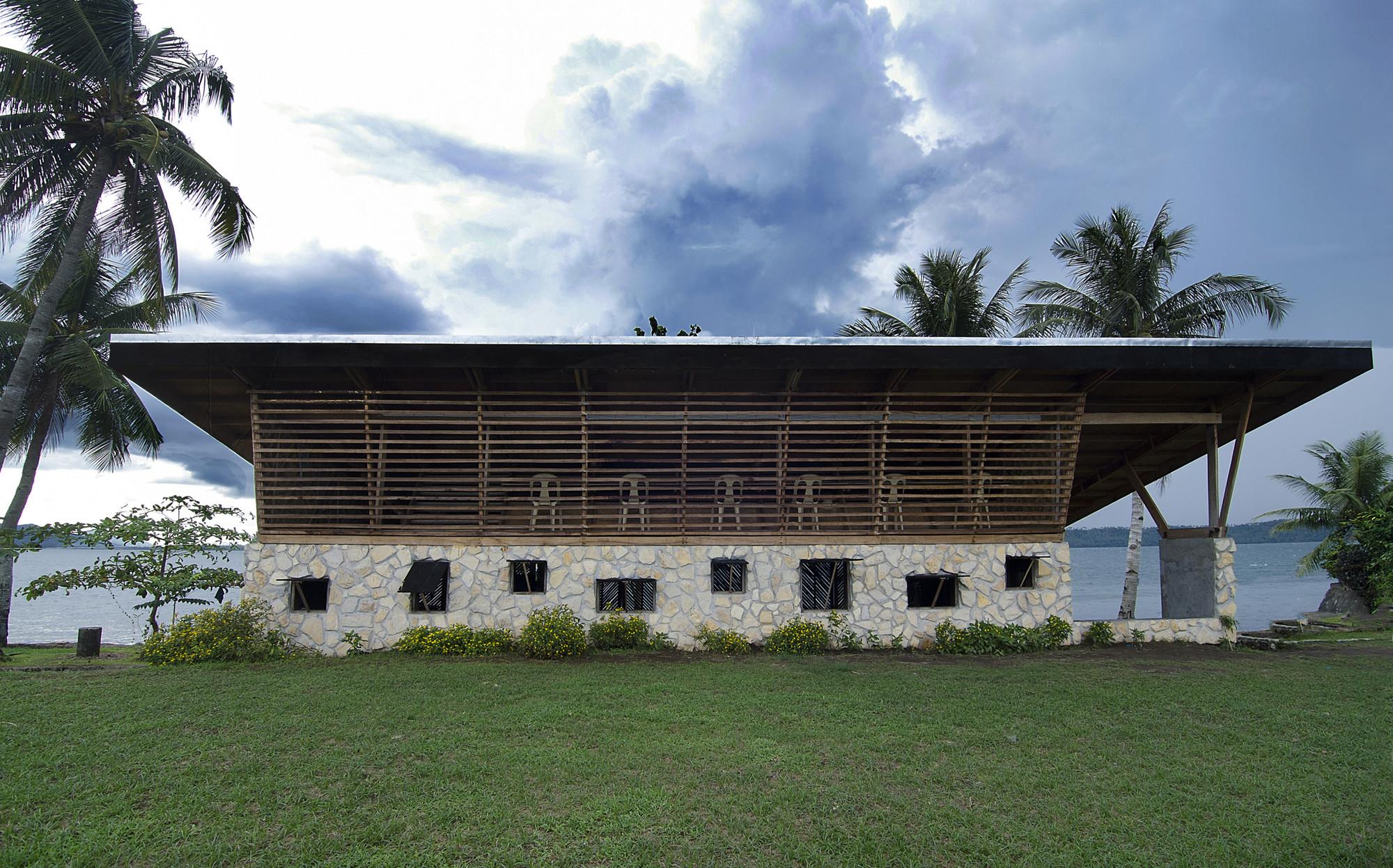 Study Center in Tacloban / Workshop