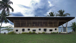 Study Center in Tacloban / Workshop