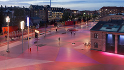 Superkilen / Topotek 1 + BIG Architects + Superflex