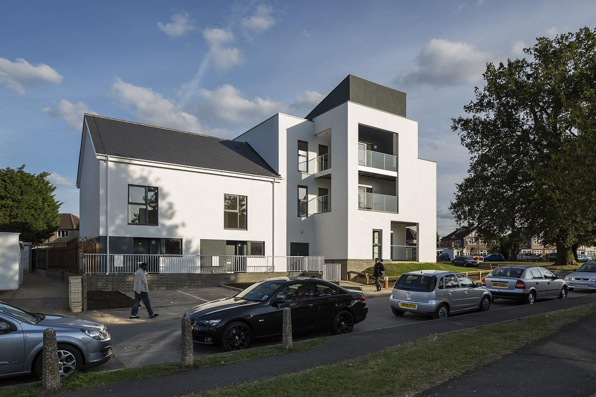 Boxtree Lane / YOOP Architects
