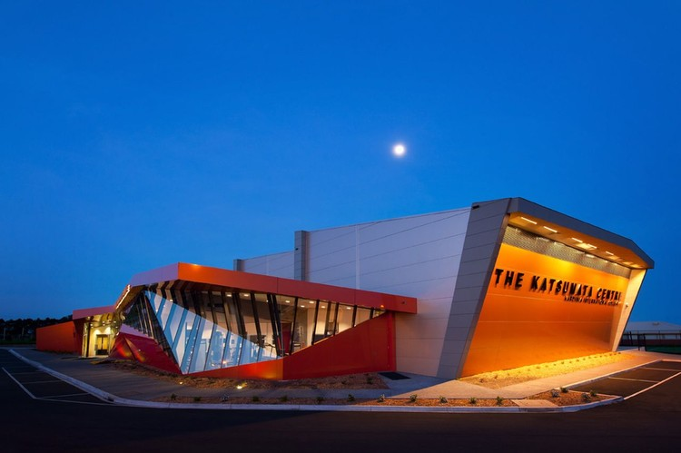 Katsumata Centre  / James Deans & Associates, Courtesy of James Deans & Associates