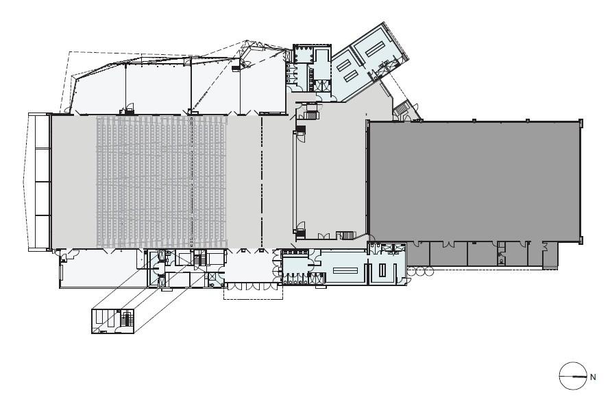 Katsumata Centre  / James Deans & Associates