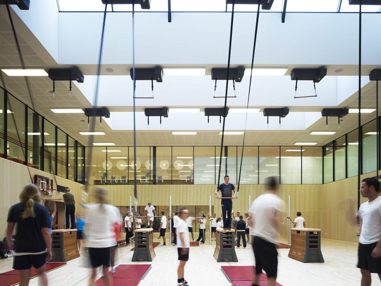 Fontys Sports College / Mecanoo