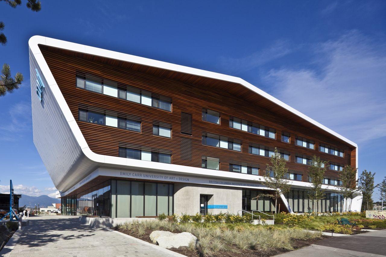Centre for Digital Media / Musson Cattell Mackey Partnership Architects , © Derek Lepper