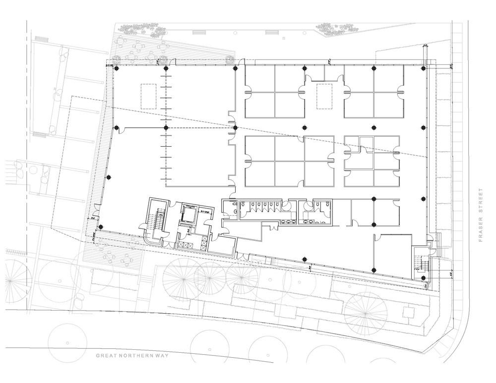 Courtesy of Musson Cattell Mackey Partnership Architects