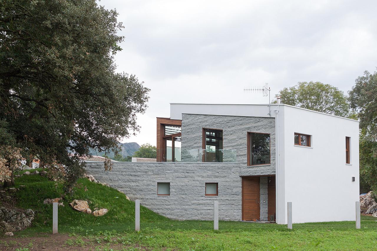 Galer a de casa entreencinas duque y zamora arquitectos 7 - Arquitectos en zamora ...