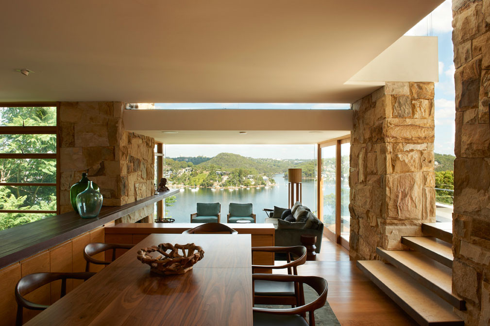 Delany House / Jorge Hrdina Architects, © Brigid Arnott