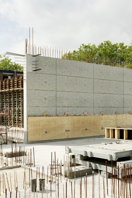 Campus Hoogvliet en Rotterdam / Wiel Arets Architects