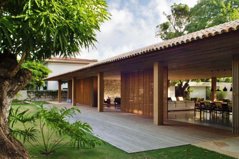 Casa de Bahía  / Studio MK27 - Marcio Kogan, © Nelson Kon
