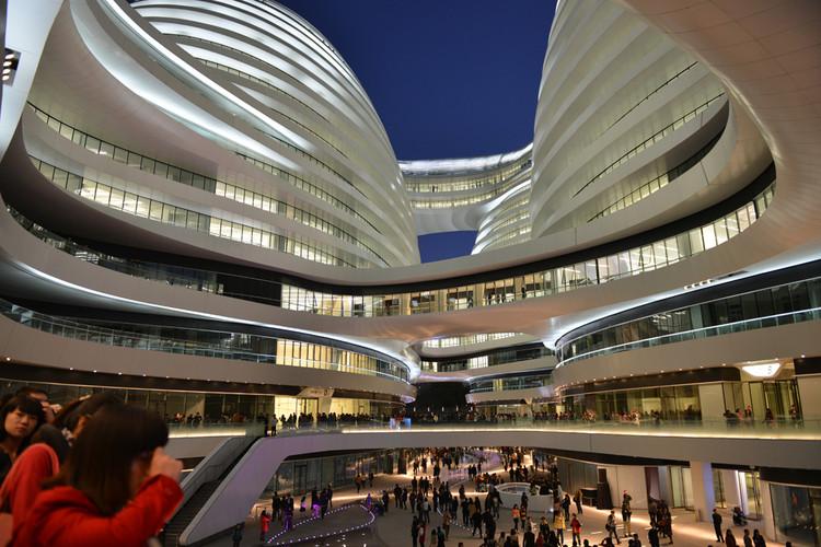 Galaxy soho zaha hadid architects plataforma arquitectura for Arquitectura zaha hadid