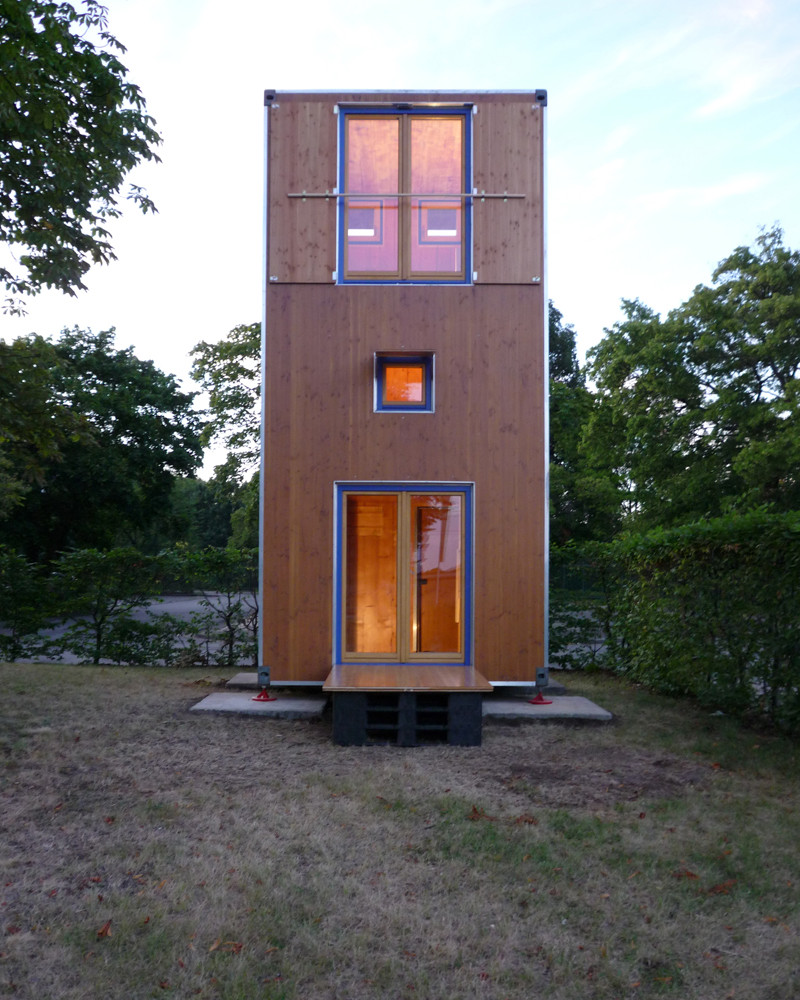 Home Box / Architech - Architecture and Technology, Courtesy of Architech - Architecture and Technology