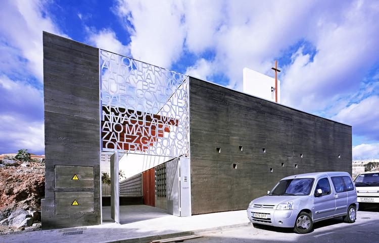 Salão Paroquial María Inmaculada / Equipo Olivares Arquitectos, © José Oller