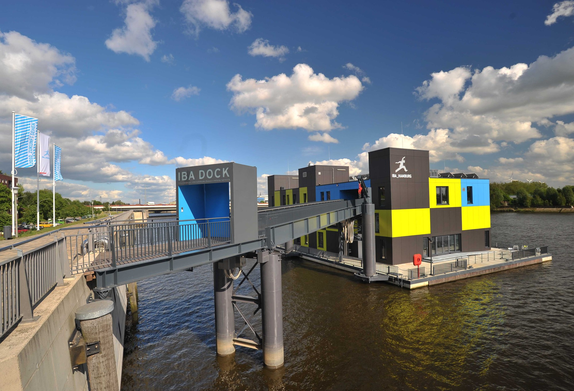 Iba Dock / Architech - Architecture and Technology